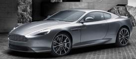 Aston Martin DB9 GT James Bond Edition
