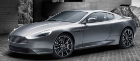 Aston Martin DB9 GT James Bond Edition