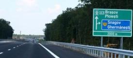 Circuland pe autostrada