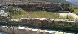 Ruinele orasului antic Bargala